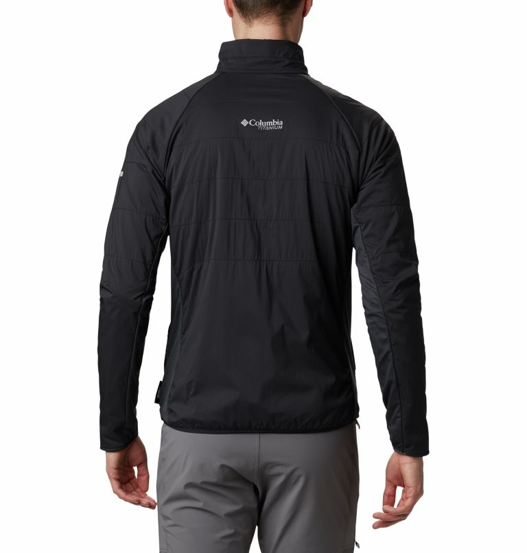 Alpine Traverse™ Jacket | 010 | XXL Men's Alpine Traverse™ Jacket, Black, back