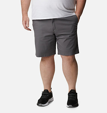 Men's Flex ROC™ Shorts - Big Flex ROC™ Short | 023 | 54, City Grey, front
