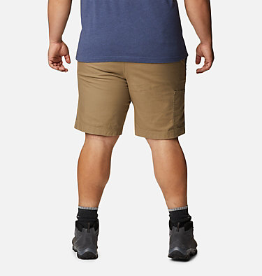 Men's Flex ROC™ Shorts - Big Flex ROC™ Short | 023 | 54, Flax, back