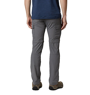 Men's Silver Ridge™ II Convertible Trousers Silver Ridge™ II Convertible Pant | 397 | 30, City Grey, back