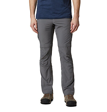 Men's Silver Ridge™ II Convertible Trousers Silver Ridge™ II Convertible Pant | 397 | 30, City Grey, front