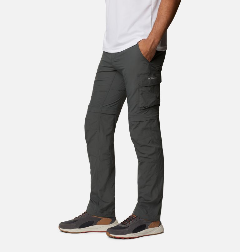 Silver Ridge™ II Convertible P | 028 | 28 Men's Silver Ridge™ II Convertible Trousers, Grill, a1