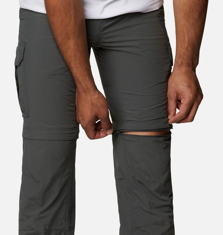 Silver Ridge™ II Convertible Pant | 028 | 30 Men's Silver Ridge™ II Convertible Trousers, Grill, a4
