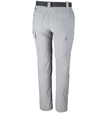 Men's Silver Ridge™ II Convertible Trousers Silver Ridge™ II Convertible Pant | 397 | 30, Columbia Grey, back