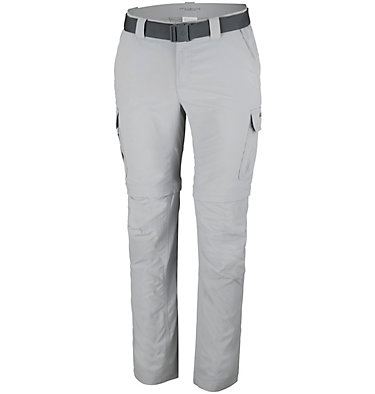 Men's Silver Ridge™ II Convertible Trousers Silver Ridge™ II Convertible Pant | 397 | 30, Columbia Grey, front