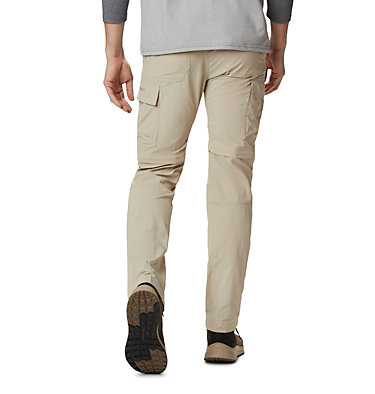 Men's Silver Ridge™ II Convertible Trousers Silver Ridge™ II Convertible Pant | 397 | 30, Fossil, back