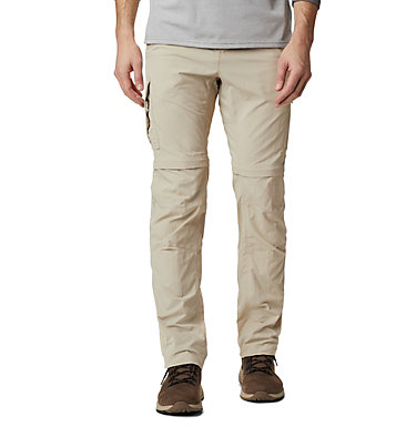 Men's Silver Ridge™ II Convertible Trousers Silver Ridge™ II Convertible P | 028 | 28, Fossil, front