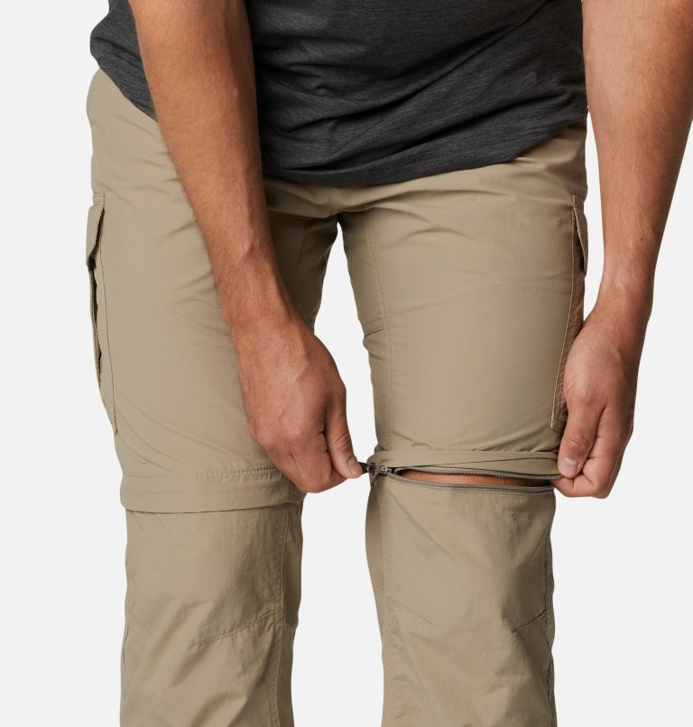 Silver Ridge™ II Convertible Pant   221   30 Men's Silver Ridge™ II Convertible Trousers, Tusk, a4