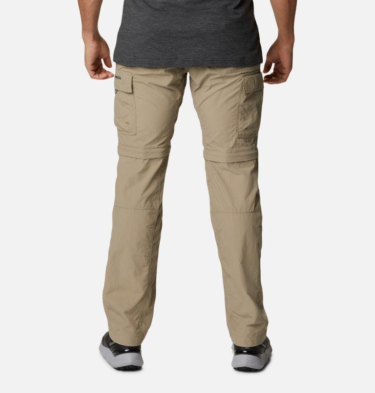 Silver Ridge™ II Convertible Pant   221   30 Men's Silver Ridge™ II Convertible Trousers, Tusk, back