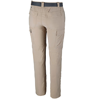 Men's Silver Ridge™ II Convertible Trousers Silver Ridge™ II Convertible P | 028 | 28, British Tan, back