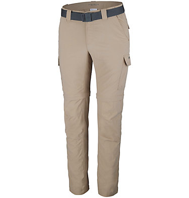 Men's Silver Ridge™ II Convertible Trousers Silver Ridge™ II Convertible P | 028 | 28, British Tan, front