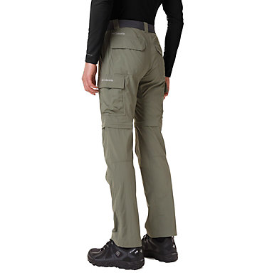 Men's Silver Ridge™ II Convertible Trousers Silver Ridge™ II Convertible Pant | 397 | 30, Cypress, back