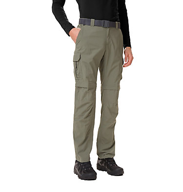 Men's Silver Ridge™ II Convertible Trousers Silver Ridge™ II Convertible Pant | 397 | 30, Cypress, front