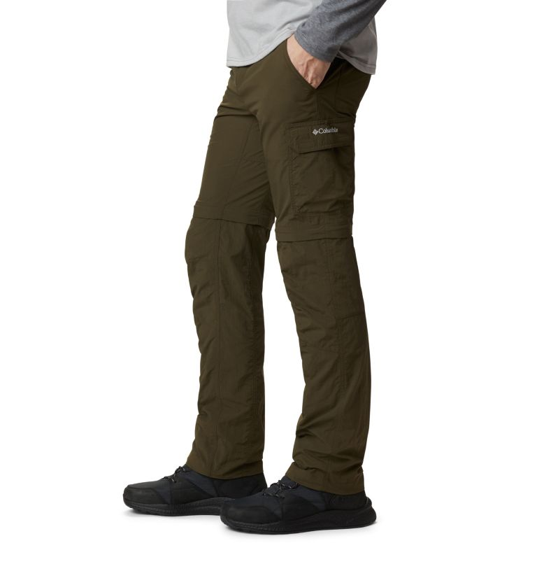 Silver Ridge™ II Convertible Pant   319   30 Men's Silver Ridge™ II Convertible Trousers, Olive Green, a1