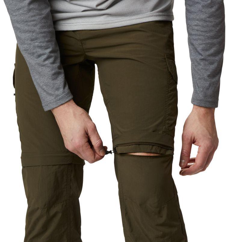 Silver Ridge™ II Convertible Pant   319   30 Men's Silver Ridge™ II Convertible Trousers, Olive Green, a4