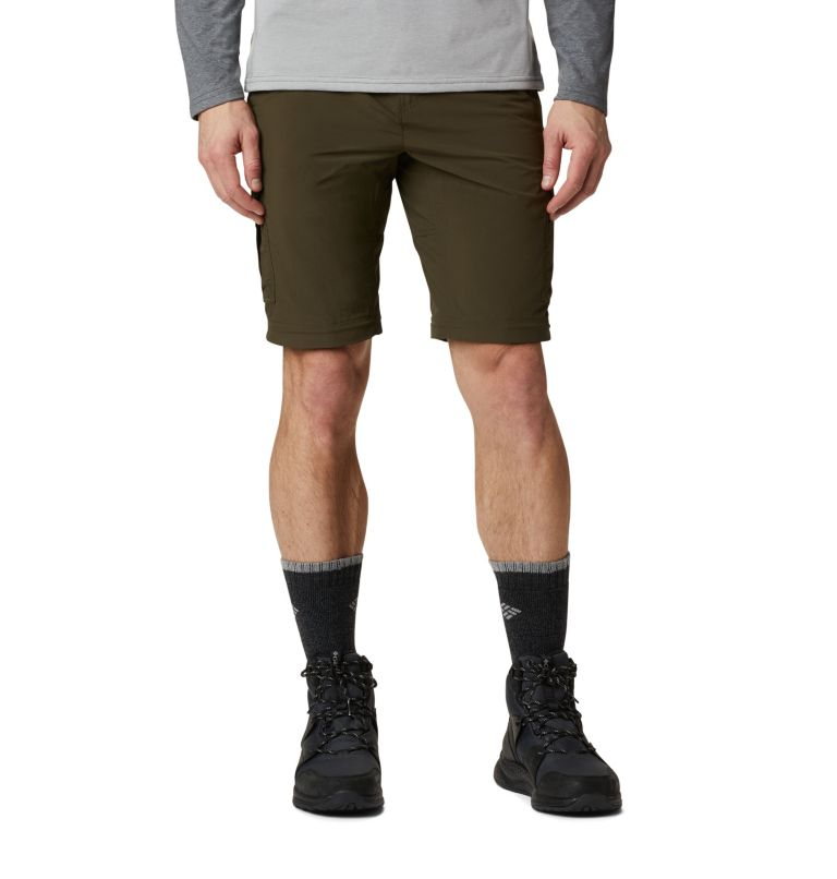 Silver Ridge™ II Convertible Pant   319   30 Men's Silver Ridge™ II Convertible Trousers, Olive Green, a5