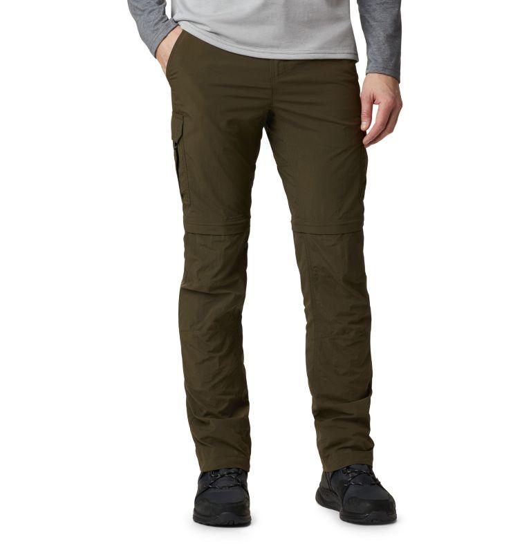 Silver Ridge™ II Convertible Pant   319   30 Men's Silver Ridge™ II Convertible Trousers, Olive Green, front