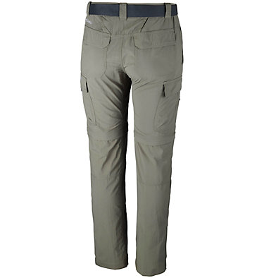 Men's Silver Ridge™ II Convertible Trousers Silver Ridge™ II Convertible P | 028 | 28, Sage, back