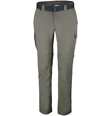 Men's Silver Ridge™ II Convertible Trousers Silver Ridge™ II Convertible P | 028 | 28, Sage, front