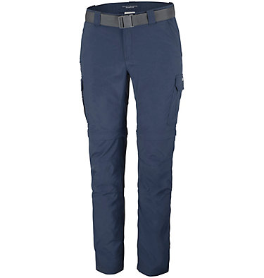 Men's Silver Ridge™ II Convertible Trousers Silver Ridge™ II Convertible P | 028 | 28, Abyss, front