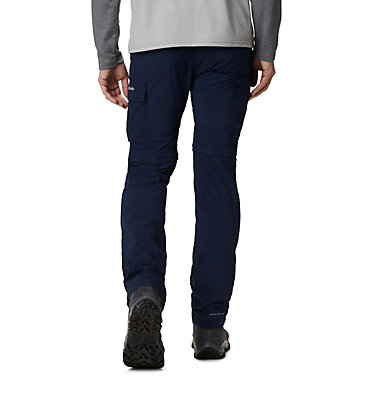 Men's Silver Ridge™ II Convertible Trousers Silver Ridge™ II Convertible Pant | 397 | 30, Collegiate Navy, back