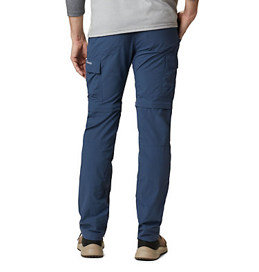 Men's Silver Ridge™ II Convertible Trousers Silver Ridge™ II Convertible Pant | 397 | 30, Dark Mountain, back