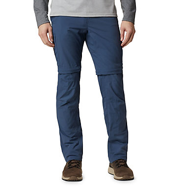 Pantalon Convertible Silver Ridge™ II Homme Silver Ridge™ II Convertible P | 028 | 28, Dark Mountain, front