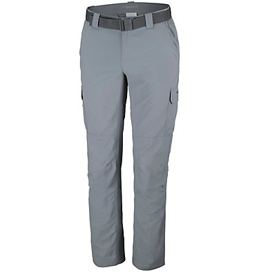 Men's Silver Ridge™ II Cargo Trousers Silver Ridge™ II Cargo Pant | 469 | 38, Grey Ash, front