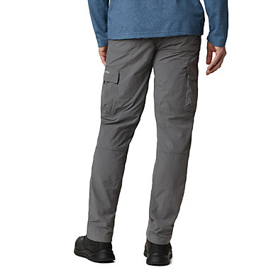 Men's Silver Ridge™ II Cargo Trousers Silver Ridge™ II Cargo Pant | 469 | 38, City Grey, back