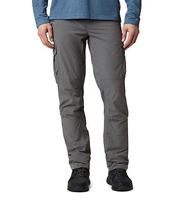 Men's Silver Ridge™ II Cargo Trousers Silver Ridge™ II Cargo Pant | 469 | 38, City Grey, front