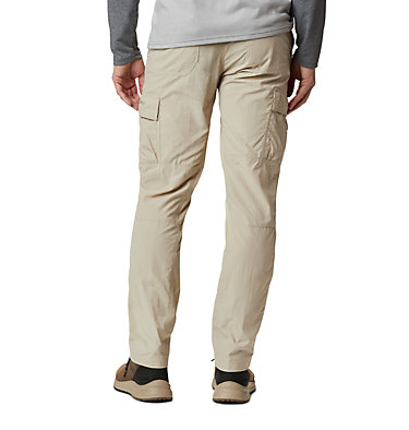 Men's Silver Ridge™ II Cargo Trousers Silver Ridge™ II Cargo Pant | 469 | 38, Fossil, back
