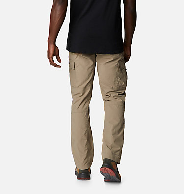 Men's Silver Ridge™ II Cargo Trousers Silver Ridge™ II Cargo Pant | 469 | 38, Tusk, back