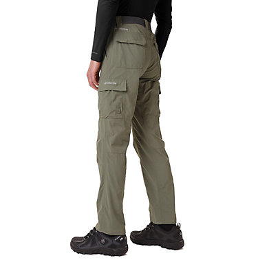 Men's Silver Ridge™ II Cargo Trousers Silver Ridge™ II Cargo Pant | 469 | 38, Cypress, back
