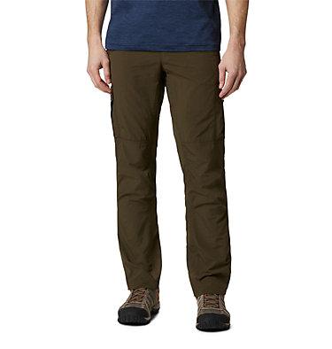 Men's Silver Ridge™ II Cargo Trousers Silver Ridge™ II Cargo Pant | 469 | 38, Olive Green, front