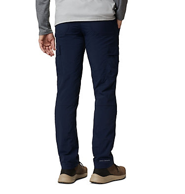 Men's Silver Ridge™ II Cargo Trousers Silver Ridge™ II Cargo Pant | 469 | 38, Collegiate Navy, back