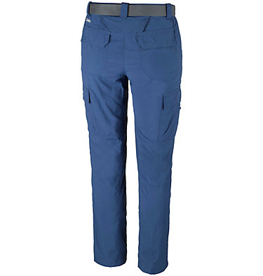 Men's Silver Ridge™ II Cargo Trousers Silver Ridge™ II Cargo Pant | 469 | 38, Carbon, back