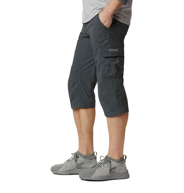 Silver Ridge™ II Capri | 028 | 30 Men's Silver Ridge™ II Capri Trousers, Grill, a1