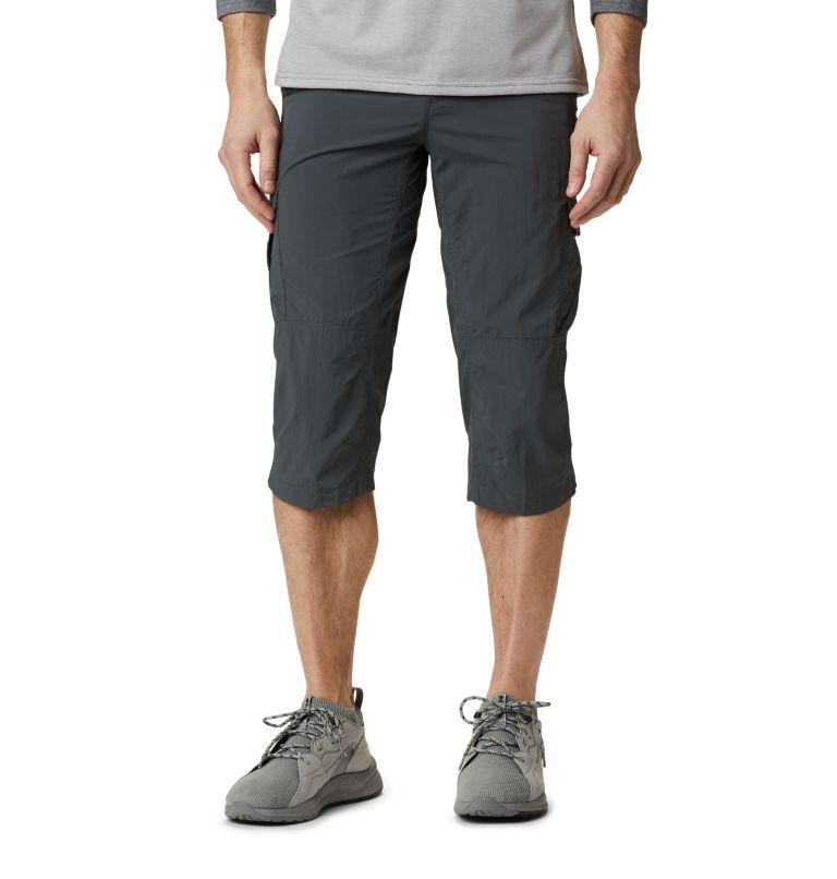 Silver Ridge™ II Capri | 028 | 30 Men's Silver Ridge™ II Capri Trousers, Grill, front