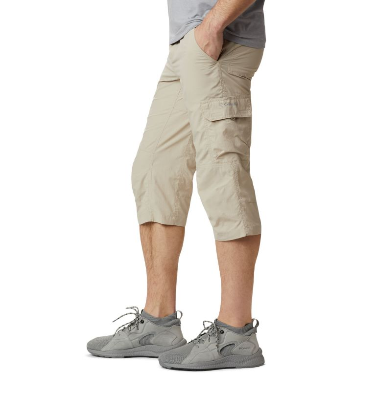 Silver Ridge™ II Capri | 160 | 28 Men's Silver Ridge™ II Capri Trousers, Fossil, a1