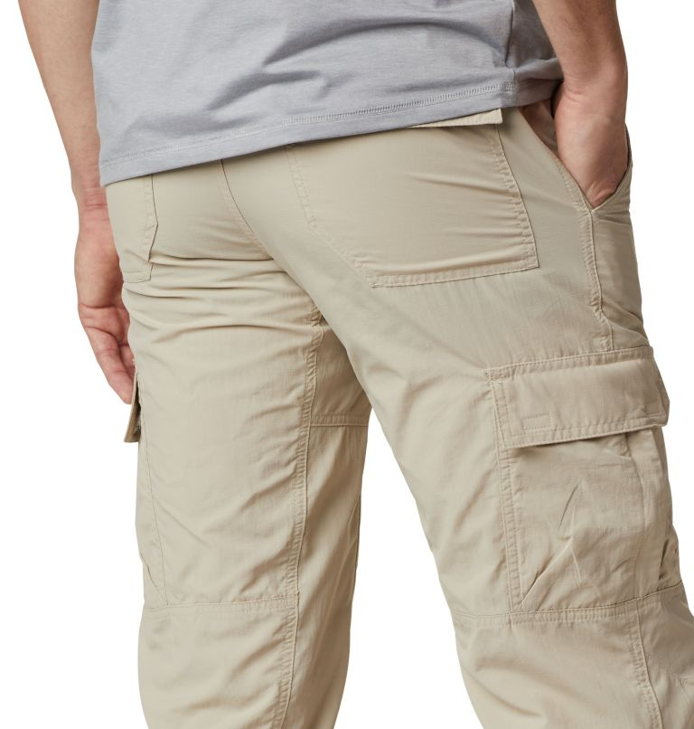 Silver Ridge™ II Capri | 160 | 28 Men's Silver Ridge™ II Capri Trousers, Fossil, a3