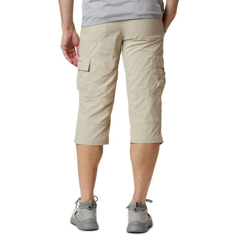 Silver Ridge™ II Capri | 160 | 28 Men's Silver Ridge™ II Capri Trousers, Fossil, back