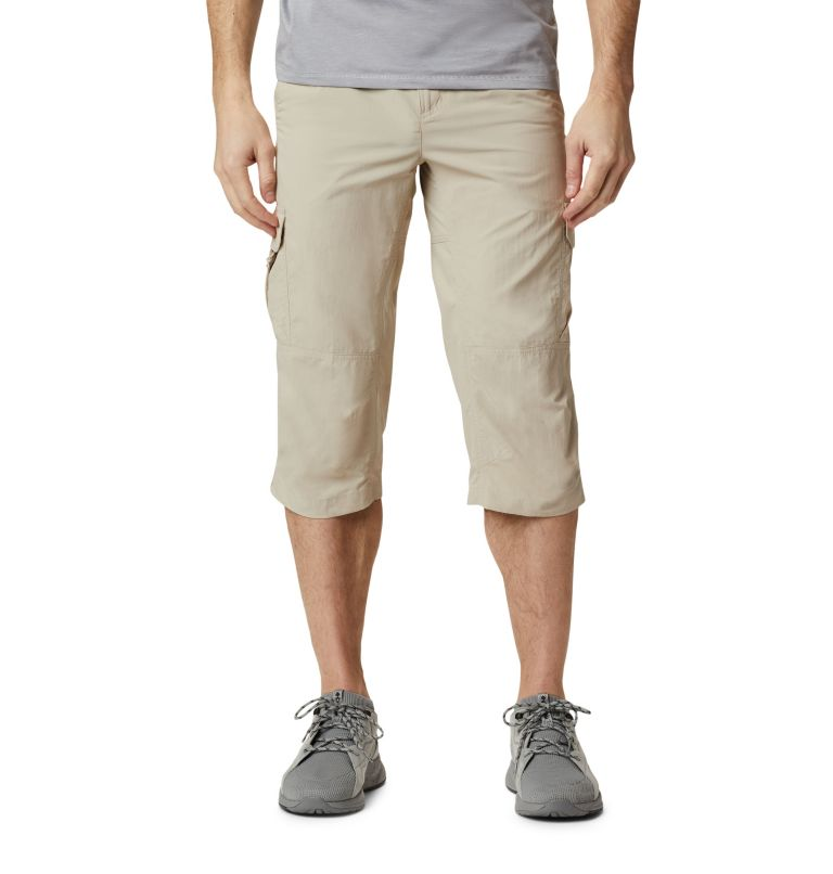 Men's Silver Ridge™ II Capri Trousers Men's Silver Ridge™ II Capri Trousers, front