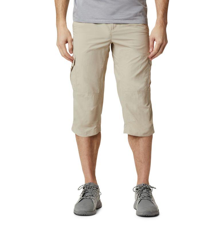 Silver Ridge™ II Capri | 160 | 28 Men's Silver Ridge™ II Capri Trousers, Fossil, front
