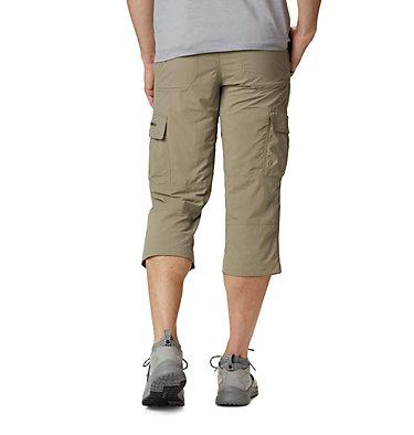 Men's Silver Ridge™ II Capri Trousers Silver Ridge™ II Capri | 160 | 28, Tusk, back