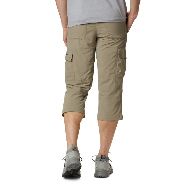 Men's Silver Ridge™ II Capri Trousers Men's Silver Ridge™ II Capri Trousers, back