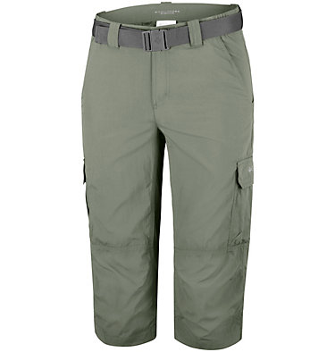 Men's Silver Ridge™ II Capri Trousers Silver Ridge™ II Capri | 160 | 28, Cypress, front