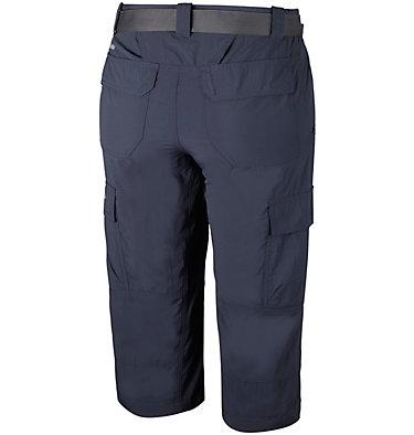 Men's Silver Ridge™ II Capri Trousers Silver Ridge™ II Capri | 160 | 28, Abyss, back
