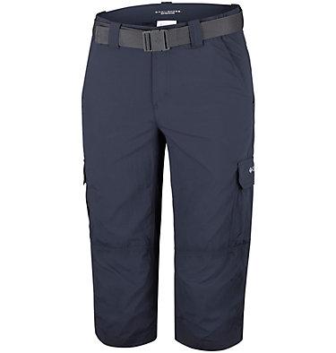 Men's Silver Ridge™ II Capri Trousers Silver Ridge™ II Capri | 160 | 28, Abyss, front