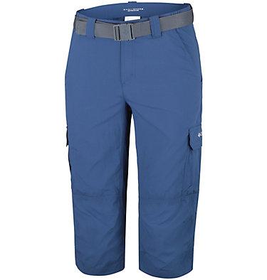 Men's Silver Ridge™ II Capri Trousers Silver Ridge™ II Capri | 160 | 28, Carbon, front
