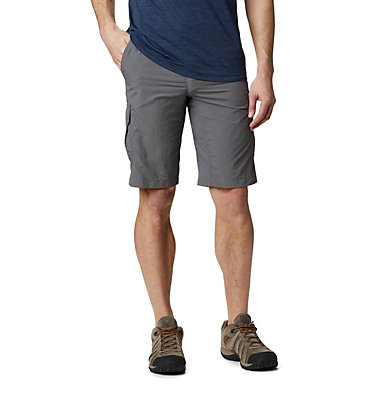 Men's Silver Ridge™ II Cargo Shorts Silver Ridge™ II Cargo Short | 010 | 28, City Grey, front